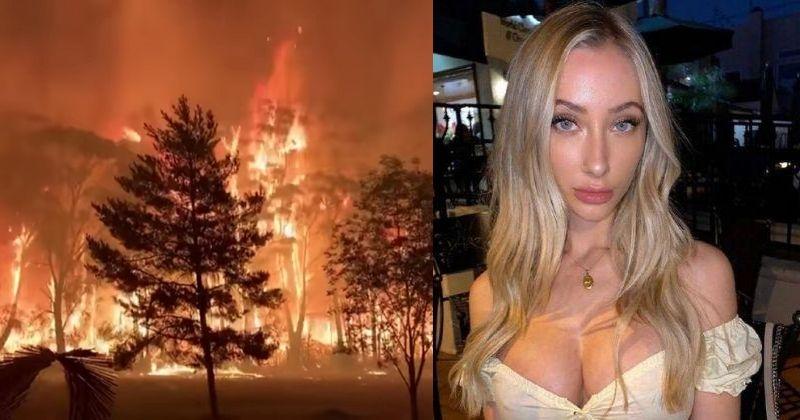 US model raises US$1m for Australia bush fires with nude