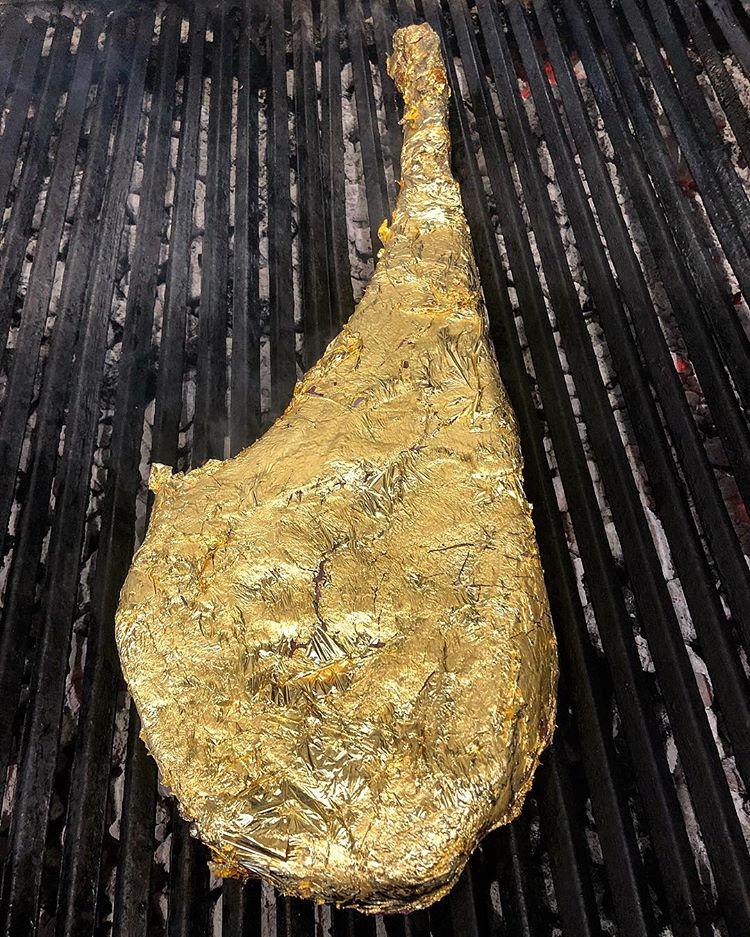 Gold Steak