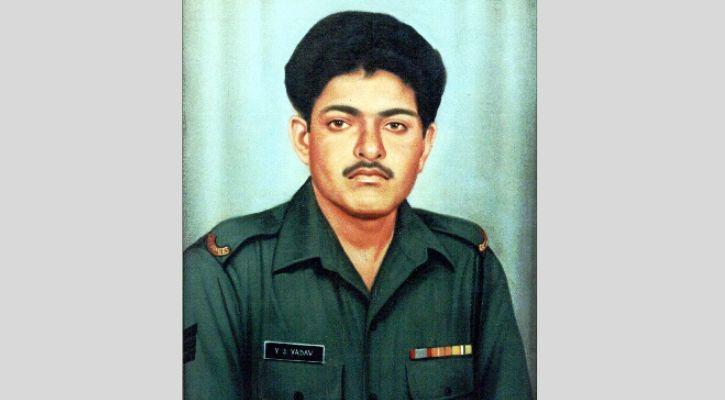 Grenadier Yogendra Singh Yadav