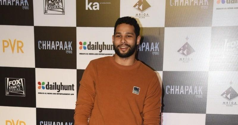 Celebs at Chhapaak screening.