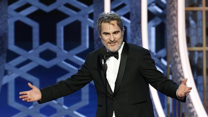 Joaquin Phoenix Wins Best Actor, Brad Pitt Bags Best Supporting Actor At Golden Globes 2020