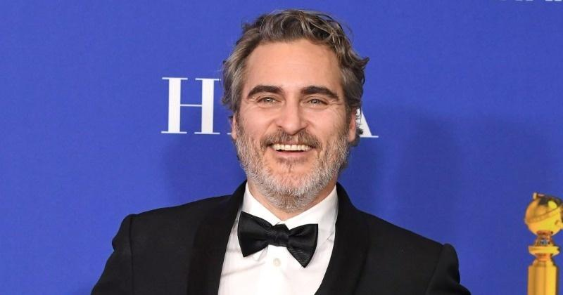 Joaquin Phoenix Will Wear The Same Tuxedo At Every Award Function This Year To Save The Planet