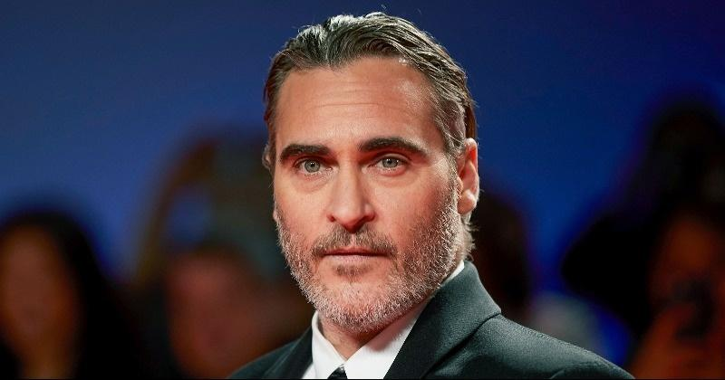 An Overwhelmed Joaquin Phoenix Says He Is