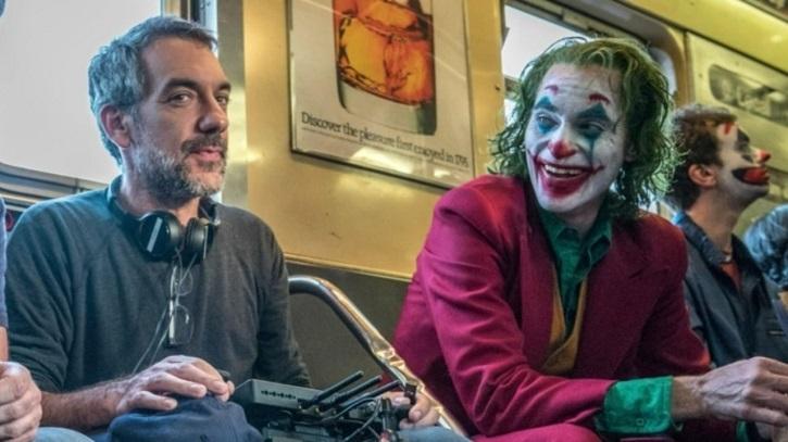 Todd Phillips and Joaquin Phoenix on Joker sequel.