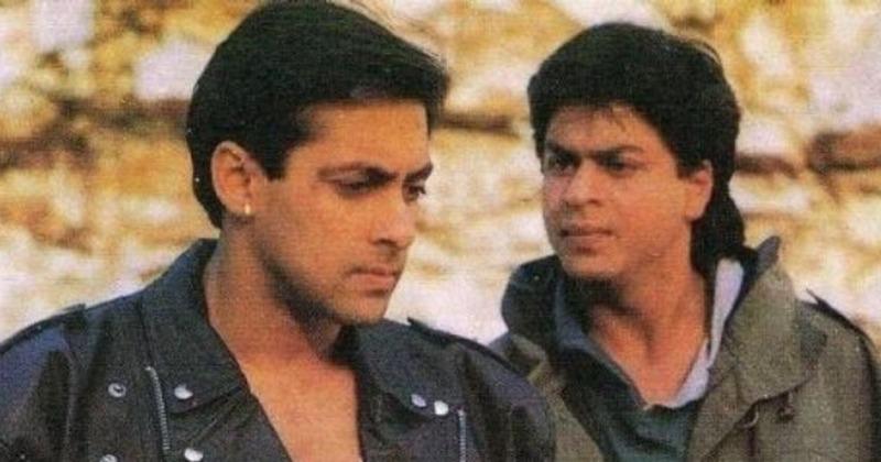 Salman Khan and Shah Rukh Khan: 25 Years Of