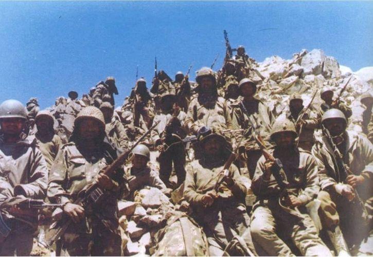 Manoj Kumar Pandey in Kargil War