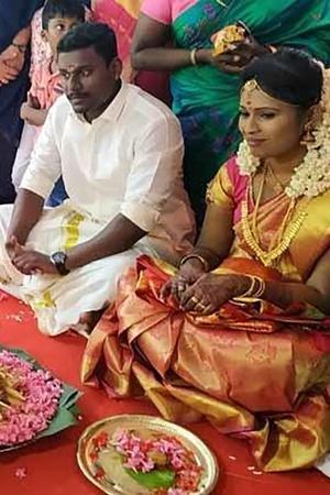 mosque host hindu wedding