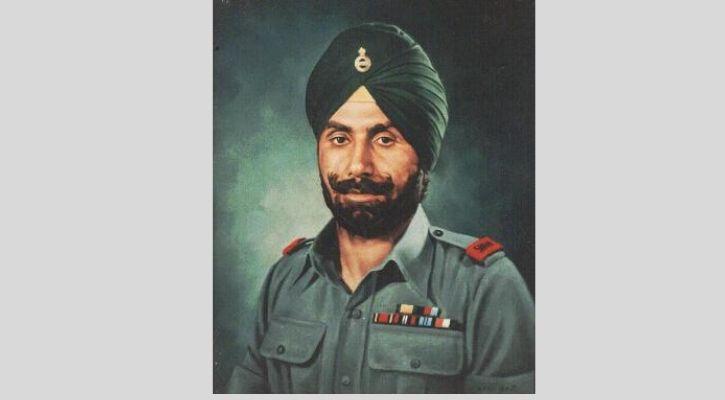 Lance Naik Karam Singh