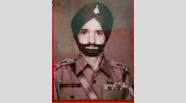 Lance Naik Sunder Singh