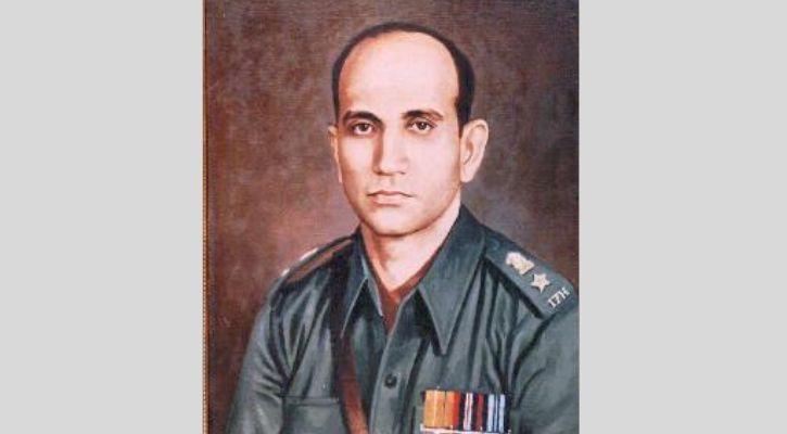 Lt. Col. A B Tarapore