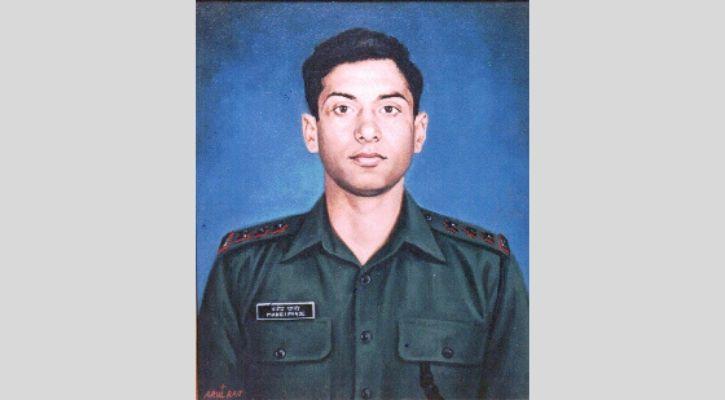 Lt. Manoj Kumar Pandey