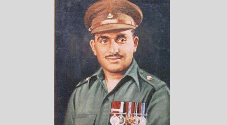 Major Somnath Singh