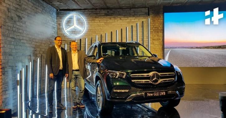 Mercedes-Benz LWB GLE