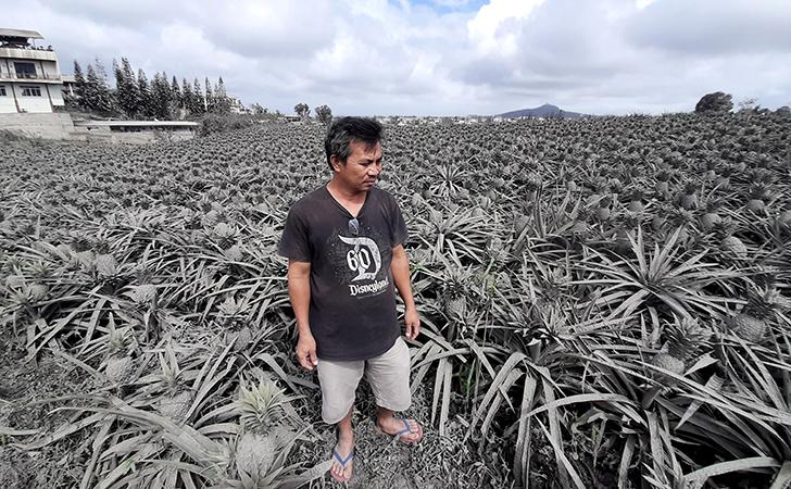 Philippine Volcano