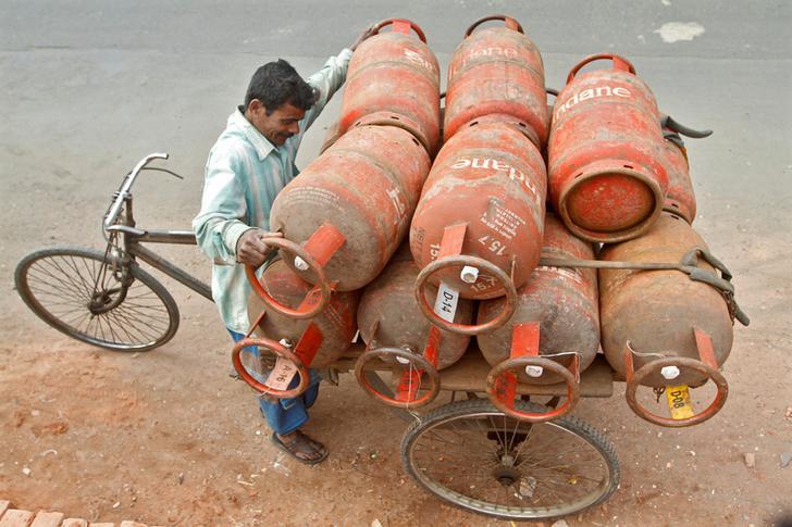 Non-Subsidised LPG Price