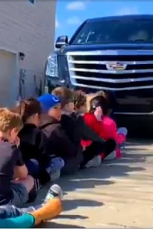 SUV Blind Spots