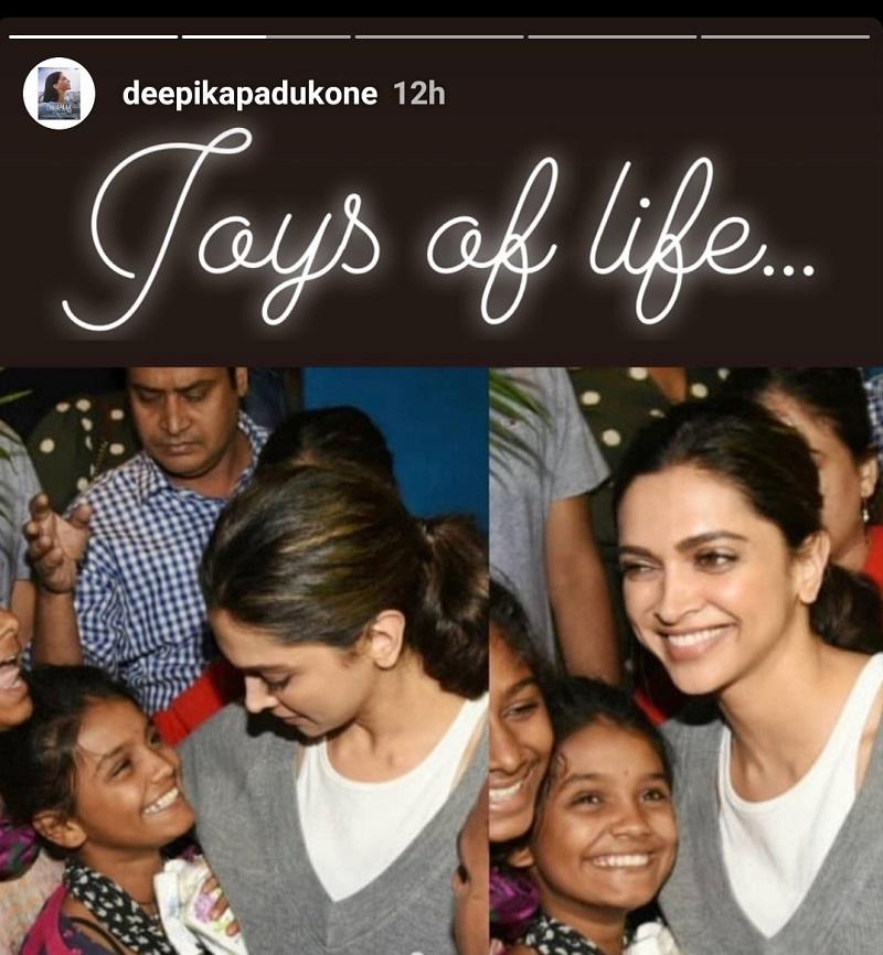 Deepika Padukone Can