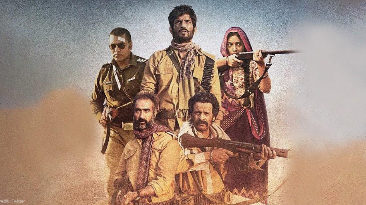 Underrrated bollywood movies 2019: Sonchiriya