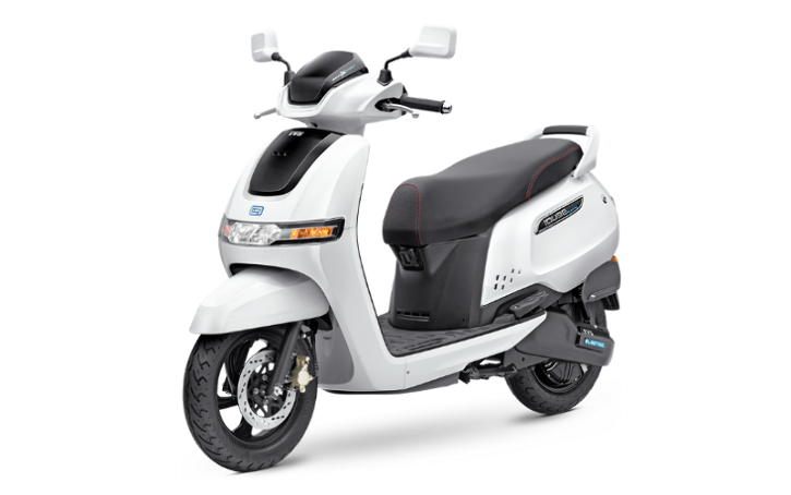 TVS iQube, TVS Electric Scooter