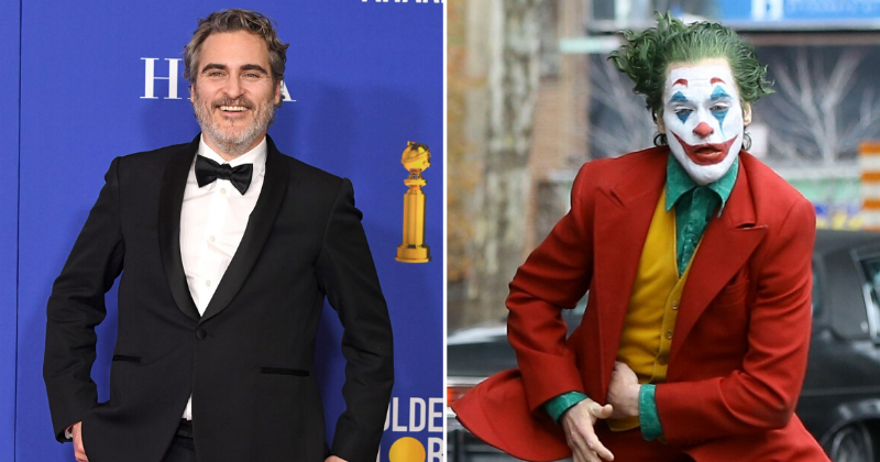 Joaquin Phoenix Plans To Wear Same Tuxedo At Every Award Show This Year To Save The Planet