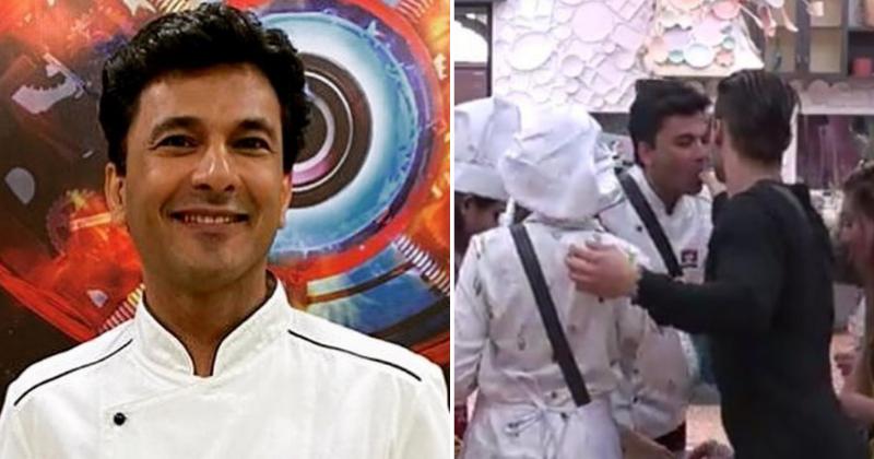 Bigg Bos 13: Chef Vikas Khanna Slams Trolls For Questioning His Faith After Asim Riaz Feeds Him Food