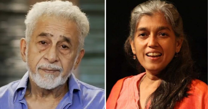 Naseeruddin shah and Ratna Pathak shah open letter