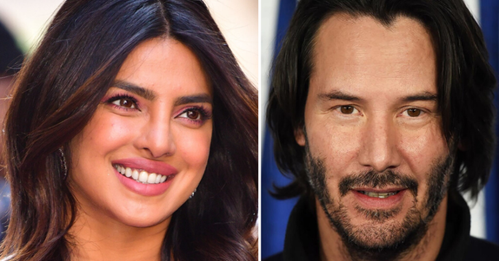 Priyanka Chopra Is In Final Talks To Join Keanu Reeves In Matrix 4 & We Just Can