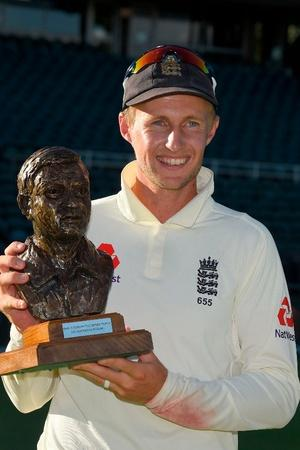 England Test Series Win Over South Africa