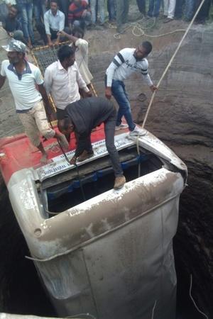 Nashik Accident Death Toll Reaches 25