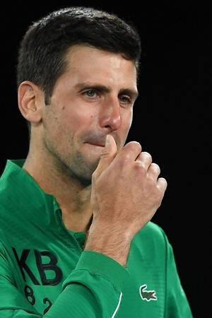 Novak Djokovic Breaks Down Remembering Kobe Bryant