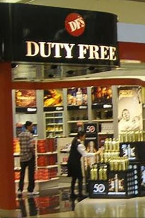Restricting Duty-free Alcohol Purchase