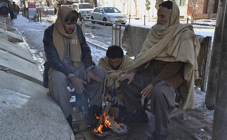 Harsh Weather Kills More Than 120 People in PoK