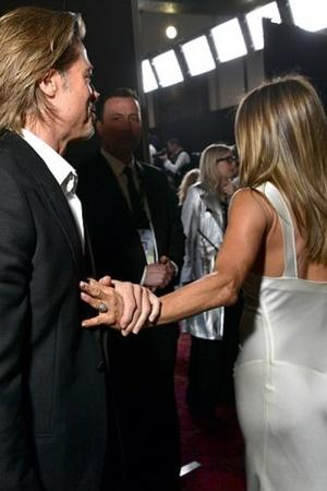 Brad Pitt, Brad Pitt and Jennifer Aniston, Jennifer Aniston