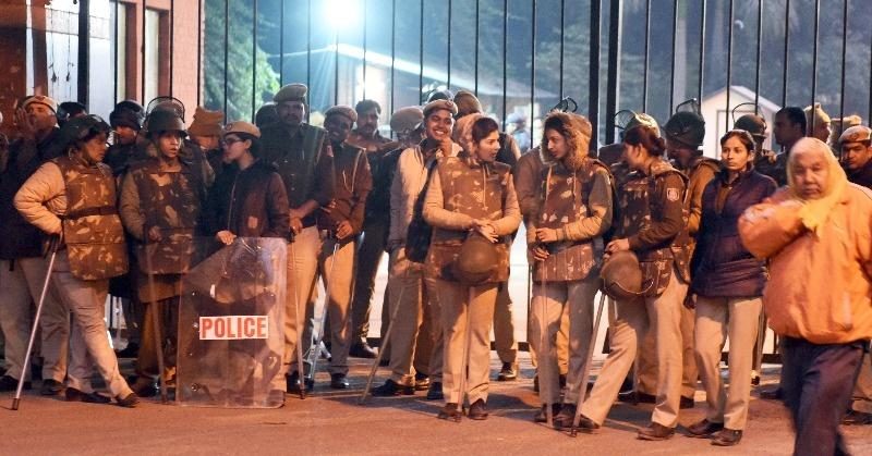 Delhi Police Names JNU Violence Suspects