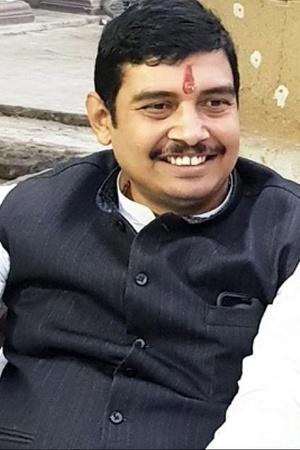 BSP MP Atul Rai