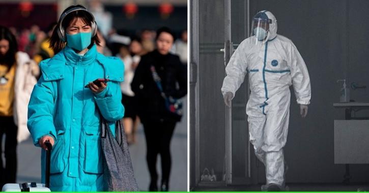 SARS-Like Virus Spreads In China