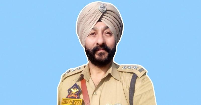 DSP Davinder Singh