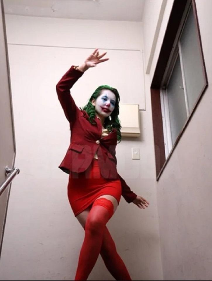 Japanese Porn Version of Joker