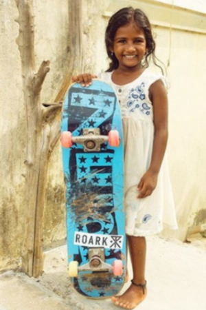 Kamali, A Documentary On 10-Year-Old Skateboarding Star Kamali Moorthy Gets BAFTA Nomination