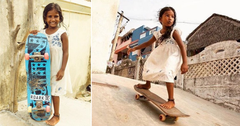 Kamali, A Documentary On 10-Year-Old Skateboarding Star Kamali Moorthy Gets BAFTA Nomination