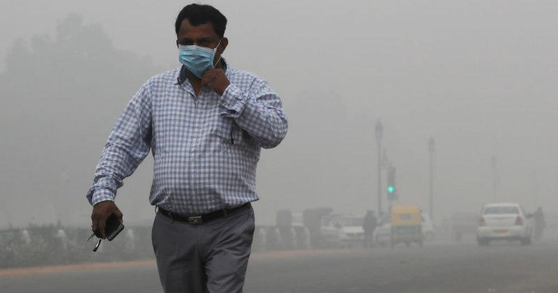 air pollution india
