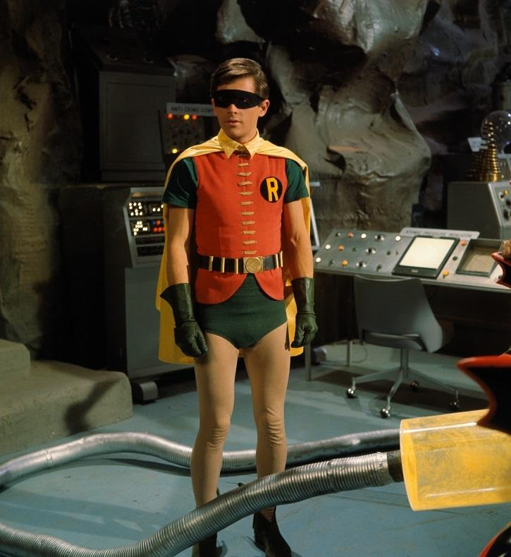 Batman Actor Burt Ward Was 'Told To Take Pills To Shrink His Penis' As His Bulge Was Too Large For TV
