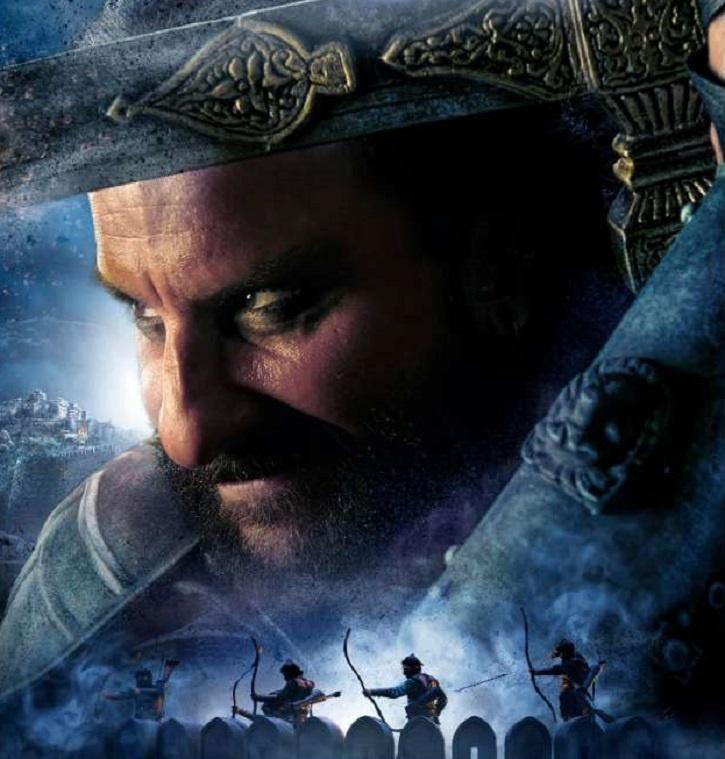 Saif Ali Khan in Tanhaji: The Unsung Hero.