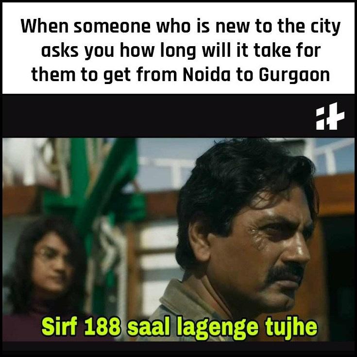 traffic meme