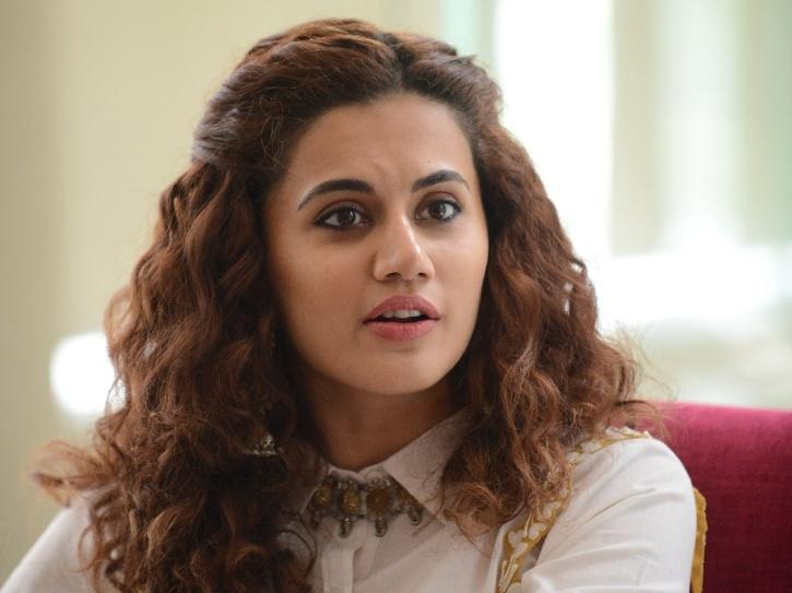 Taapsee Reacts On CBSE Deleting Chapters On Secularism, Federalism, Citizenship & Nationalism