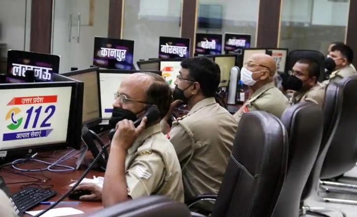 Uttar Pradesh 112 Emergency Helpline