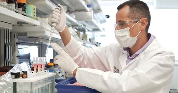 New blood test for  Alzheimer's disease