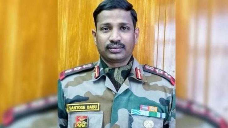 Colonel Santosh Babu