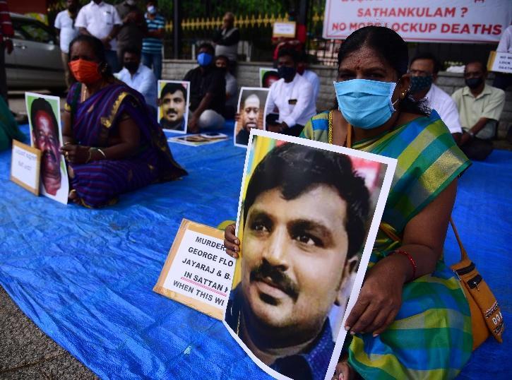 Tamil Nadu Custodial Murder