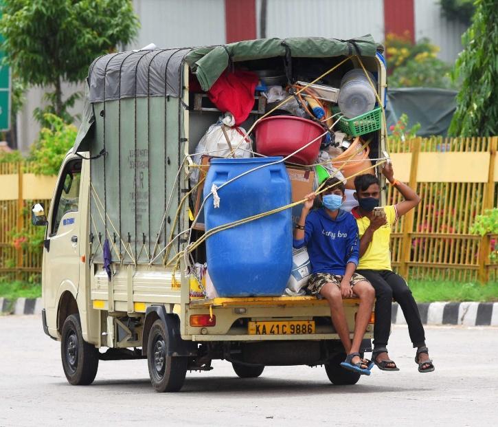 Bengaluru Exodus,Bengaluru Lockdown, Karnataka Capital, Bengaluru Migrants, Bengaluru COVID-19